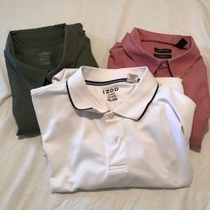 XXL Bundle: Two long sleeve and one short sleeve